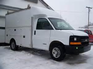 Chevrolet Work Vans 2006 Chevrolet Express G2500 Spartan Work Mr Goodbody
