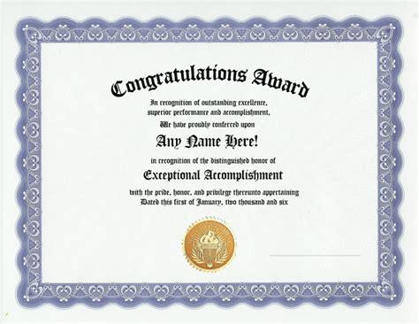 certification congratulation letter congratulations award certificate success recognition