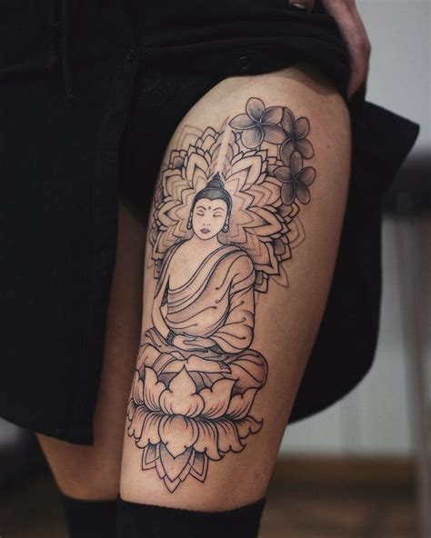 buddha tattoo small 25 best ideas about buddha lotus on