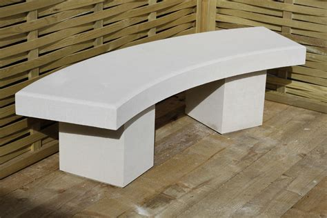 stone curved bench complete your home with these awesome curved stone garden
