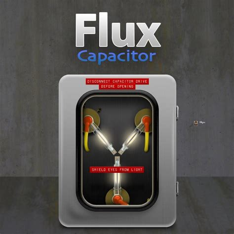 flux capacitor make flux capacitor sku2548 2548
