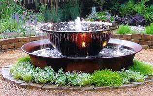 backyard fountains great outdoor fountains