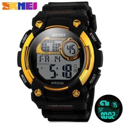 Skmei Army Outdoor skmei 1054 army led water resistant for outdoor sports 6 17 shopping