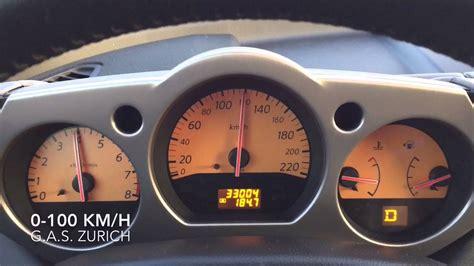 Per H R Nissan Murano Type Z50 V6 3 5l 2004 On 50mm nissan murano 3 5 v6 0 100 km h acceleration