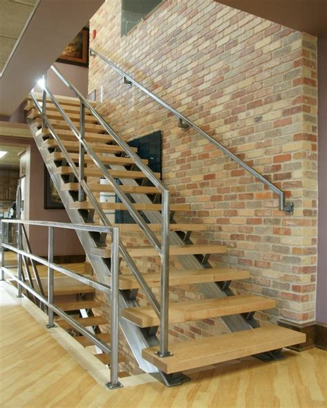treppengeländer treppenhaus schicke treppengel 228 nder versch 246 nern das moderne