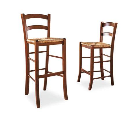 sgabelli rustici sgabello rustico in faggio seduta in paglia per bar