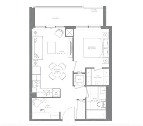 M2m 1b look at suite layouts for m2m condos in york