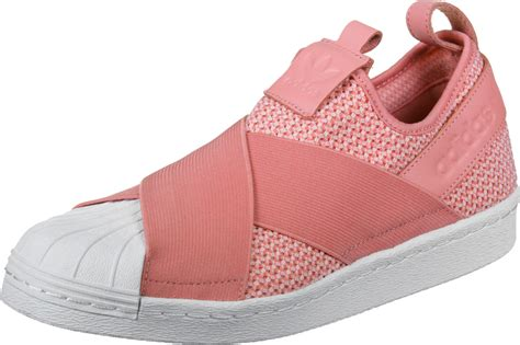 Adidas Slip On Baby Pink adidas superstar slip on w shoes pink white