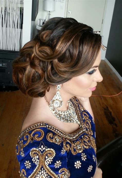 Indian Wedding Hairstyles by 16 Glamorous Indian Wedding Hairstyles Pretty Designs