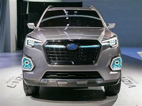 Subaru Usa 2020 by 2020 Subaru Truck Concept Engine Price Release