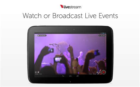 livestream apk livestream android apps on play