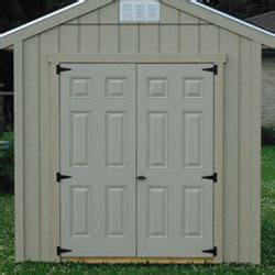 alf img showing gt fiberglass shed doors