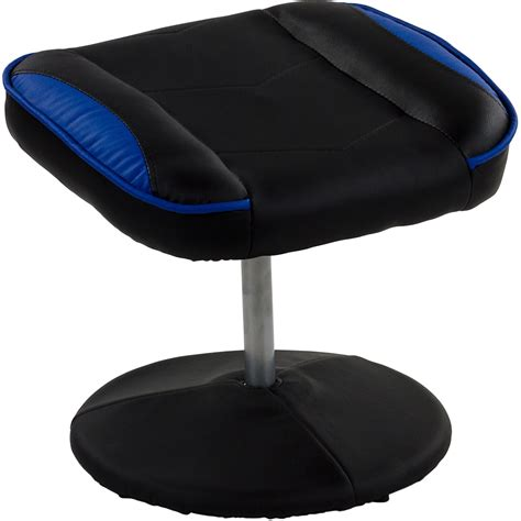 Gaming Chair With Footrest by Racing Tv Chair Relax Racer Gt With Footrest Gaming Black