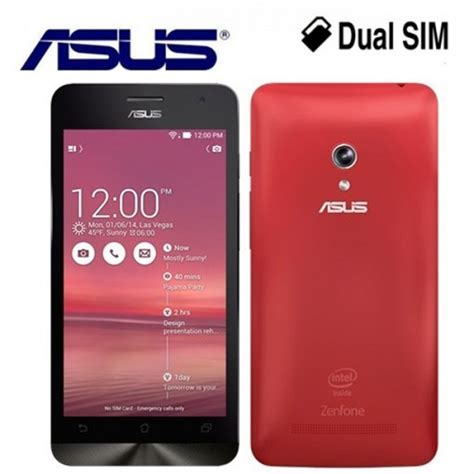 Asus Zenfone 5 A500cg Ram 2gb Rom 8gb taiwan product new unlocked asus zenfone 5 a500cg 2gb ram 32gb rom android os phone