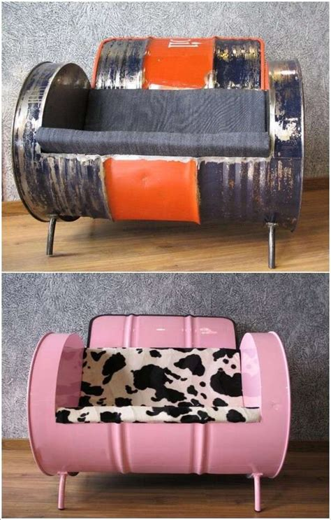 Jual Sofa Dari Drum Bekas 10 cool diy ideas from recycled materials