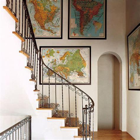 Comment Peindre Une Cage D Escalier Tournant by Comment Dcorer Une Cage D Escalier Escaliers Trs Inspirs