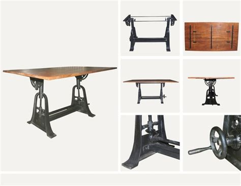 Drafting Table Vancouver 71 Best Images About Industrial Furniture On Pinterest Popular Industrial Metal And Furniture
