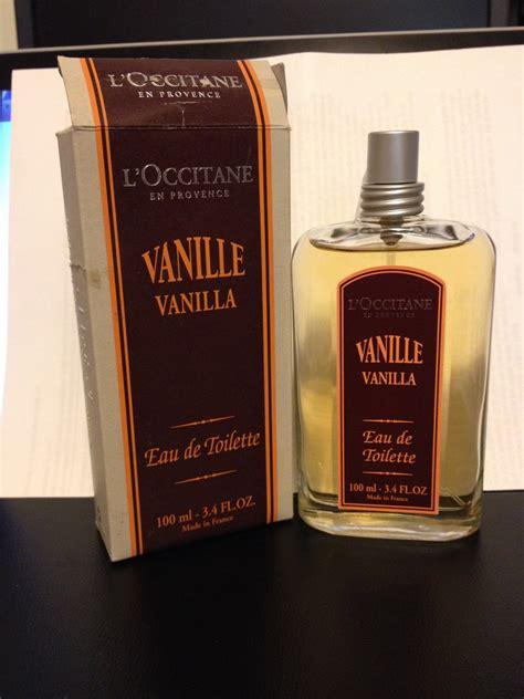 Fragrance Vanilla Eau De l occitane vanille edt 100 ml 3 4 oz original vanilla eau