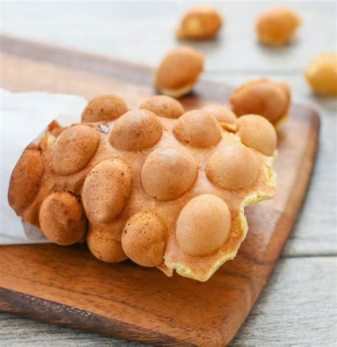 Egg Waffle by Hong Kong Egg Waffles Kirbie S Cravings