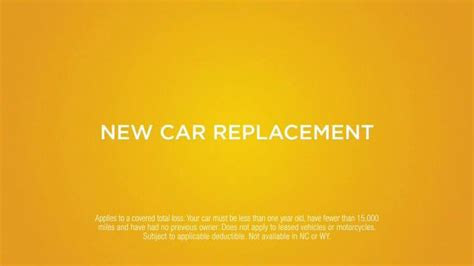 liberty mutual tv spot better car replacement ispottv liberty mutual new car replacement tv commercial in the