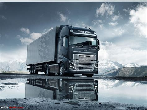 volvo commercial vehicles australia volvo trucks reving the entire range team bhp