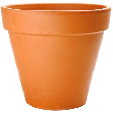 shop 4 33 in x 3 94 in terra cotta clay rustic planter at