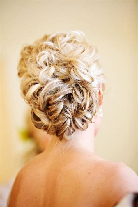 wedding hairstyles curly hair updo updo hair model wedding wavy updo hairstyle 891115