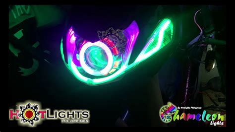 Lu Led Mio M3 mio i 125 gtx m3 chameleon aes hid projector and eyeline by hotlights philippines