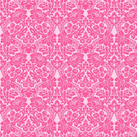Pink Damask Pattern | free digital pink damask scrapbooking paper