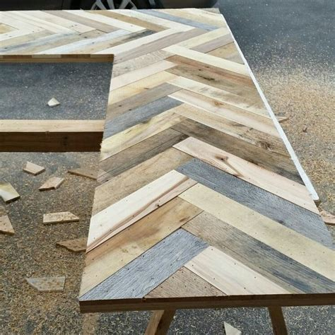 pallet bar top best 25 pallet countertop ideas on pinterest wood