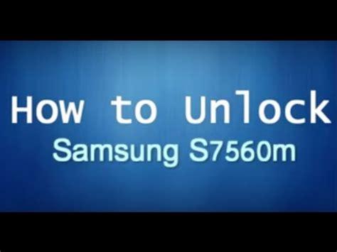 s7560m unlock by z3x box unlock samsung galaxy s7560m z3x box youtube