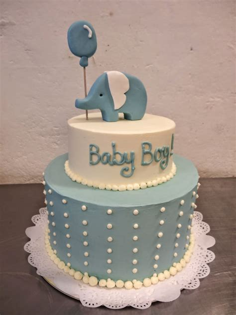 cake amsterdam boy baby shower cake