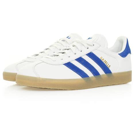 adidas originals gazelle vintage white shoe
