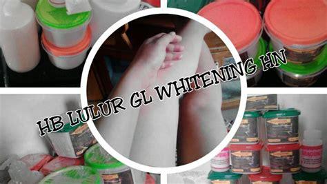 Hb Pemutih Badan hb gl whitening hn original home