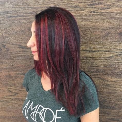 maroon g 30 maroon hair color ideas for sultry reddish brown styles