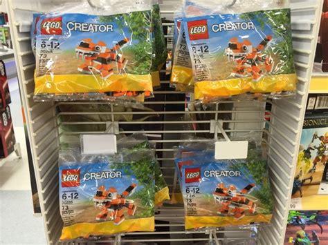 Lego Polibag 40054 Summer lego city sports car 30349 tiger polybag sets released bricks and bloks