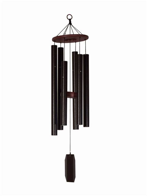 Handcrafted Wind Chimes - amish handcrafted song of solomon 31 wind chime home