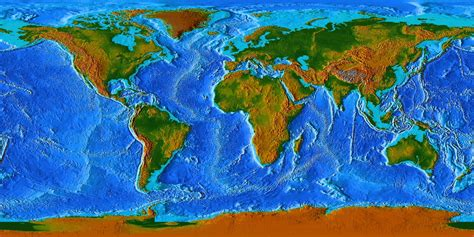 topographic map of the world seajester topographic map of the world and floors