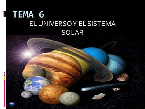 imagenes del universo y el sistema solar unidad 6 el universo y el sistema solar