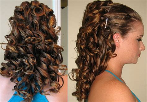 curly hairstyles for long hair tied up hairstyles for long hair tied up