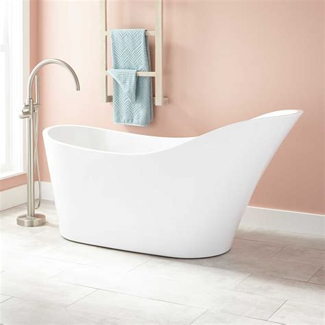 bathtubs free standing imler acrylic freestanding tub bathtubs bathroom