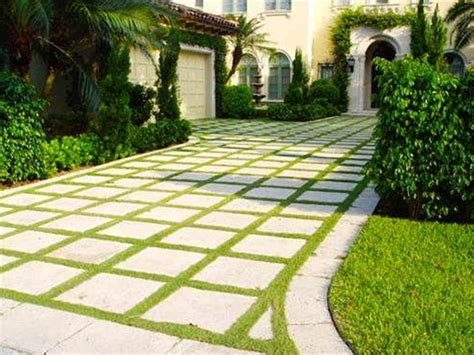 Driveway Decorations - gardening park best garden landscaping ideas pictures