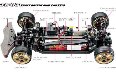 Tamiya Black Saber 1 Chassis 1 10 r c takata dome nsx tb 03