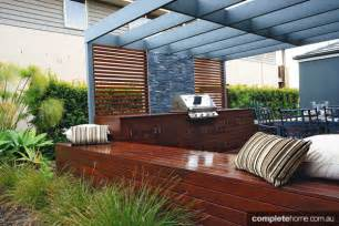 Restaurant Patio Furniture Modern Outdoor Entertaining Space Completehome