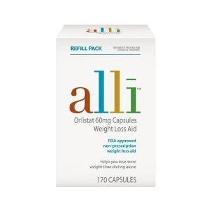costco sale alli orlistat 170 count refill pack 54 99