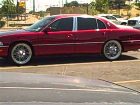 buick park avenue on swangas slab on swangas