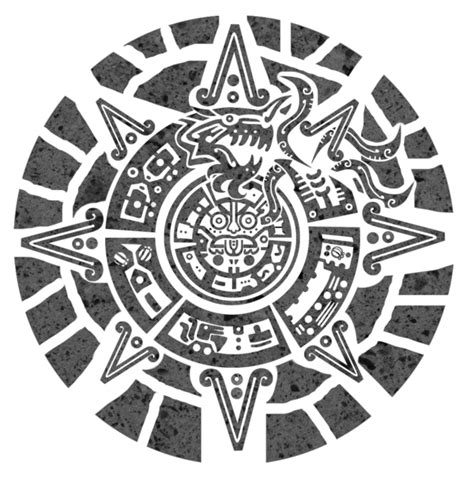 aztec pattern logo aztec tattoo images designs