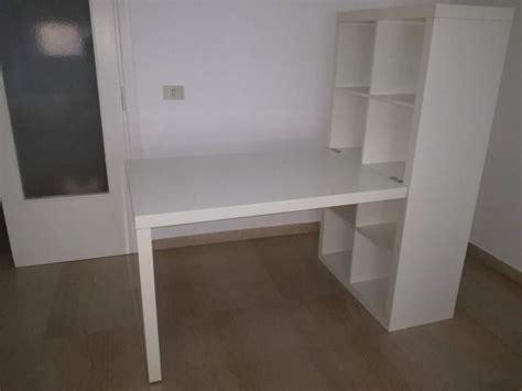 vendo scrivania ikea libreria kallax con scrivania ikea a san appio