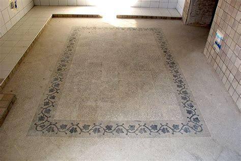 Piastrelle In Graniglia - come recuperare le vecchie graniglie pavimenti a roma