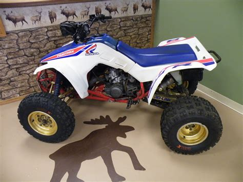 1986 honda 250r page 1 new used trx250r motorcycles for sale new